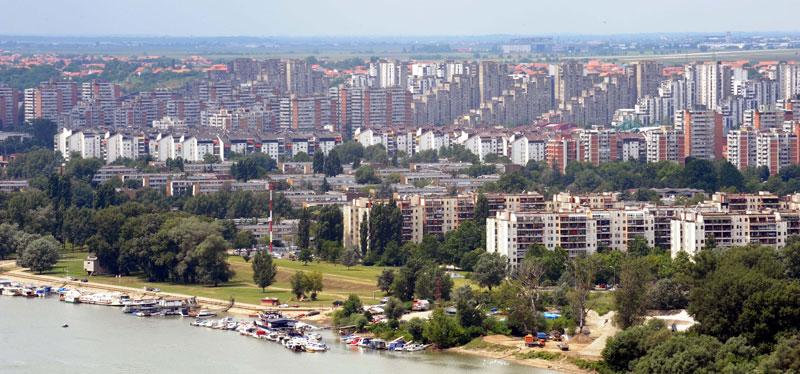Opština Novi Beograd, Beograd