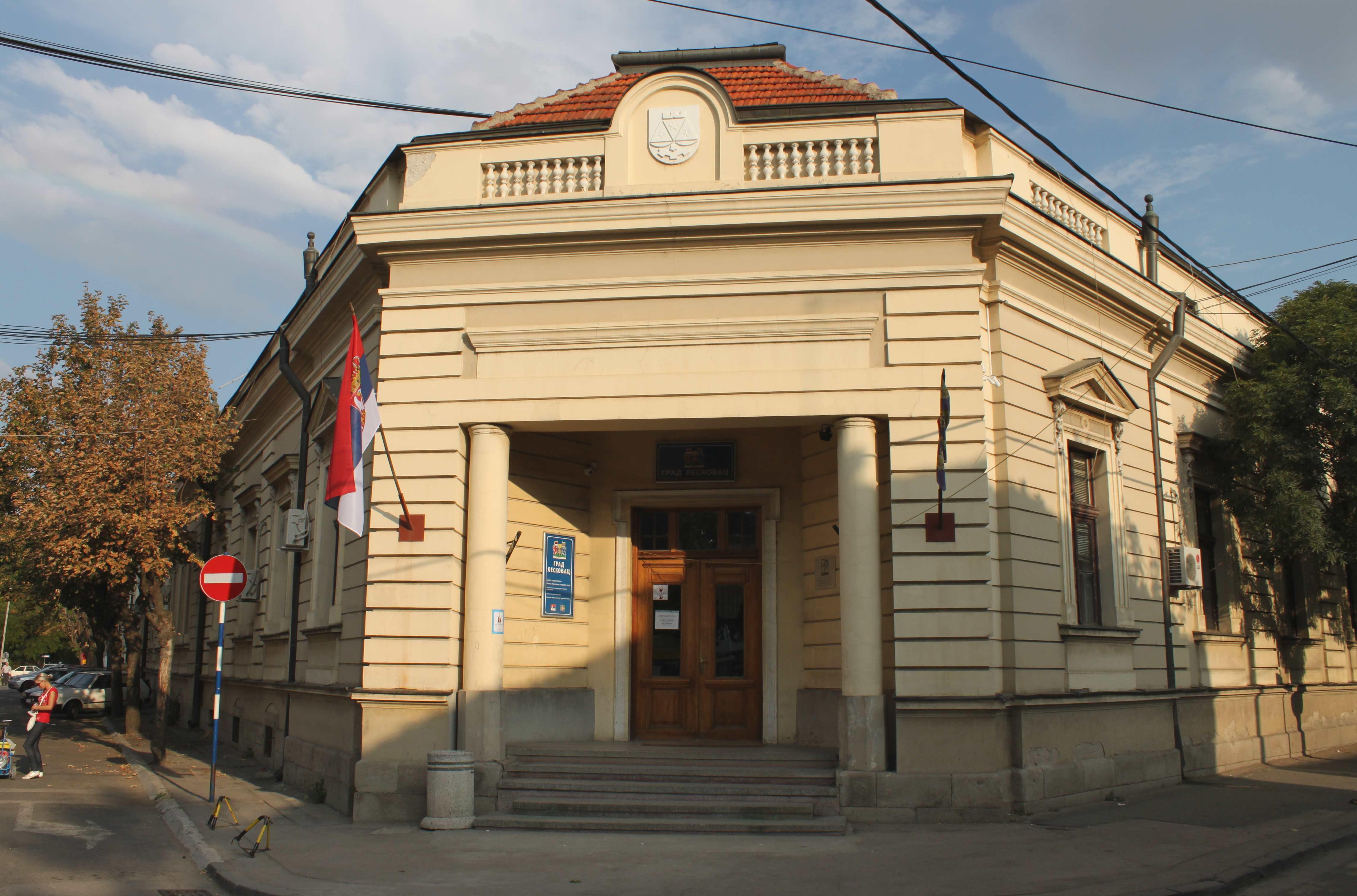 Opština Leskovac