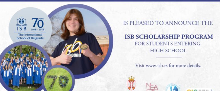 ISB Stipendija