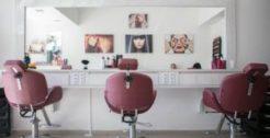 Materijal i oprema za kozmetičke salone