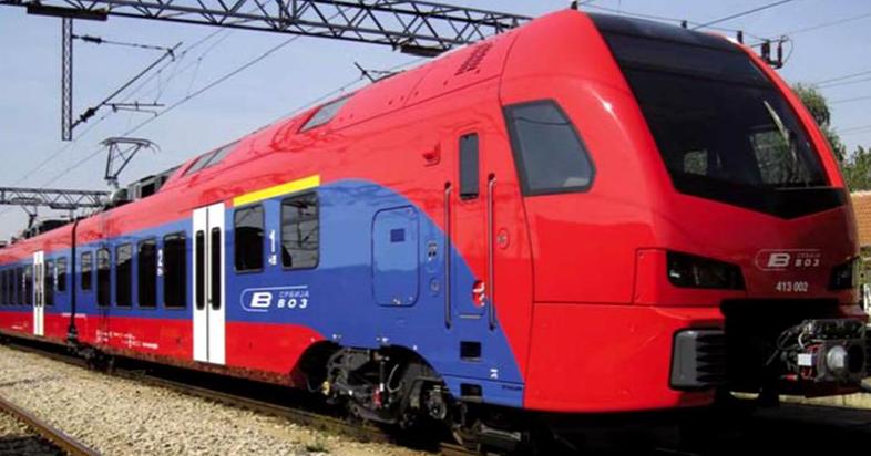 Voz – Red Vožnje. Železnička stanica