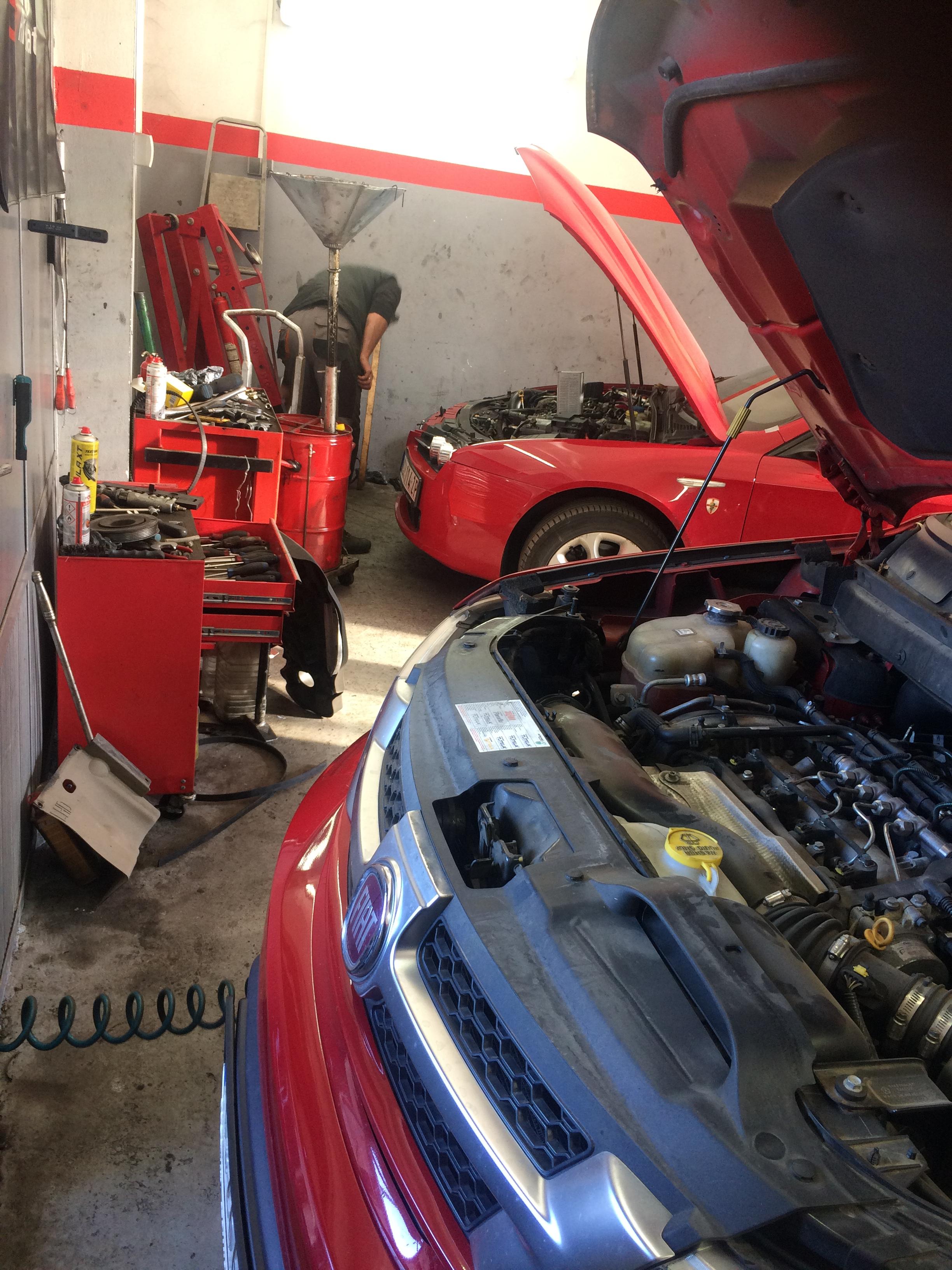Ognjen Autoservis Fiat