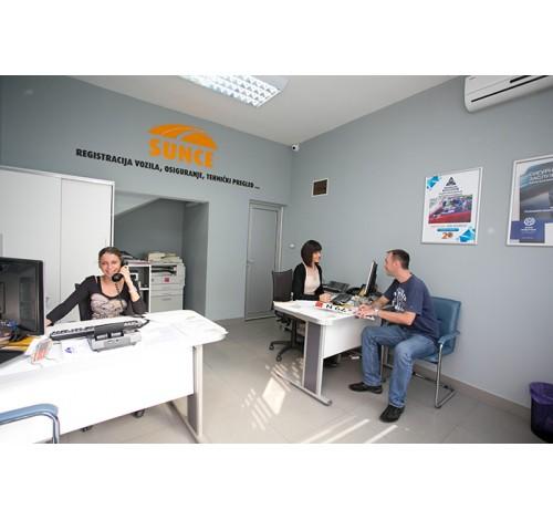Tehnički pregled – Agencija Sunce