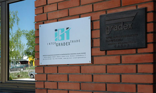 Inter gradex trade – IGT Čačak