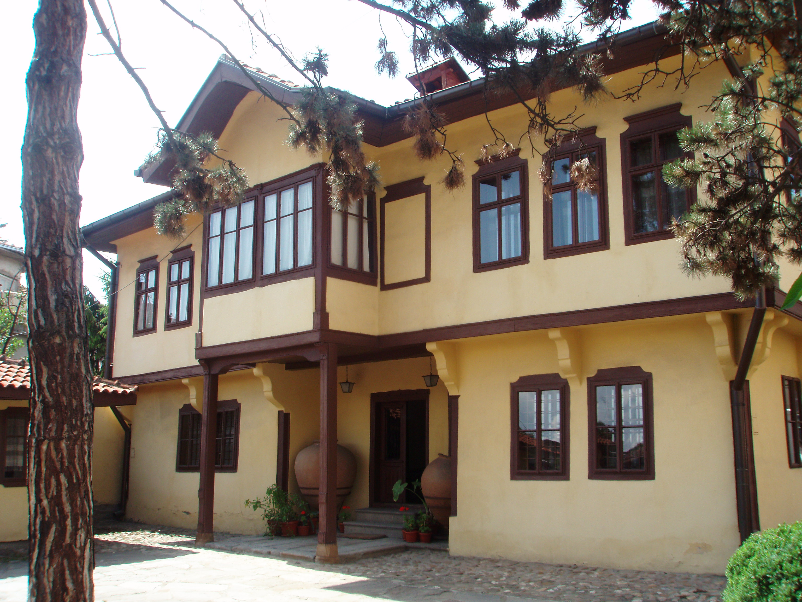 Srpske kuće