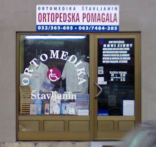 Ortomedika Štavljanin