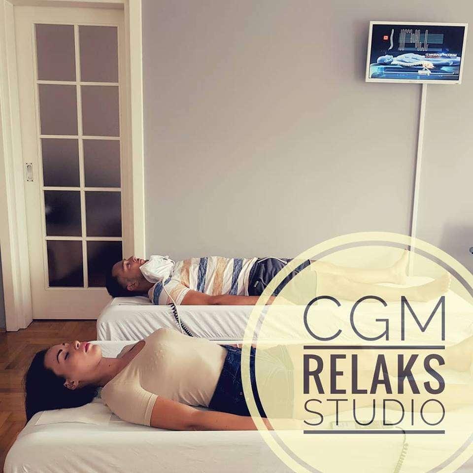 CGM relaks studio