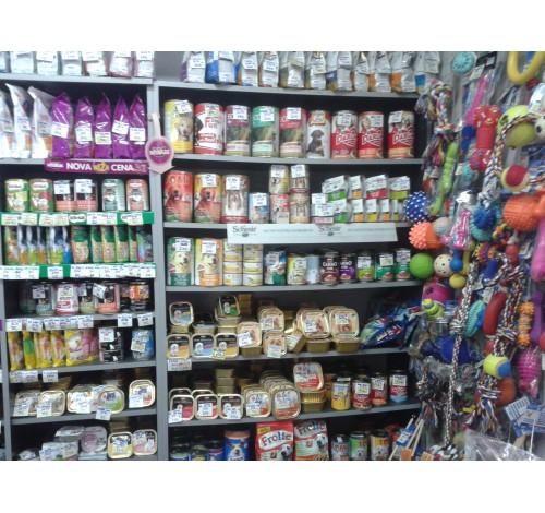 Pet shop Lesi