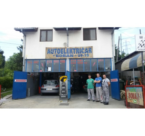 Auto – elektro servis Boban