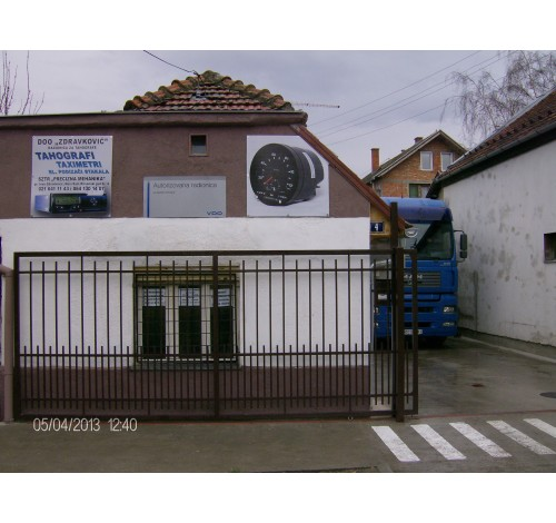 DOO Zdravkovic-radionica za tahografe