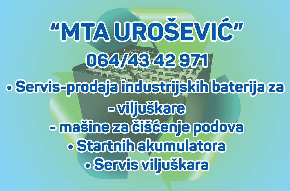 Servis Mta Urošević