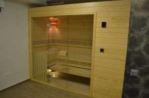 Izrada sauna