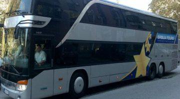 Autobuski prevoz za Nemačku
