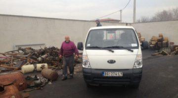 prevoz otpada sekundarne sirovine