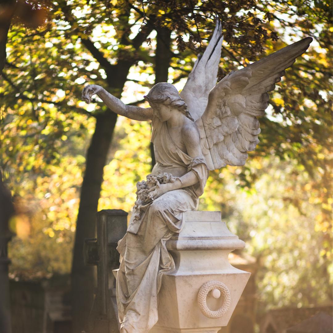 simboli nadgrobnih spomenika