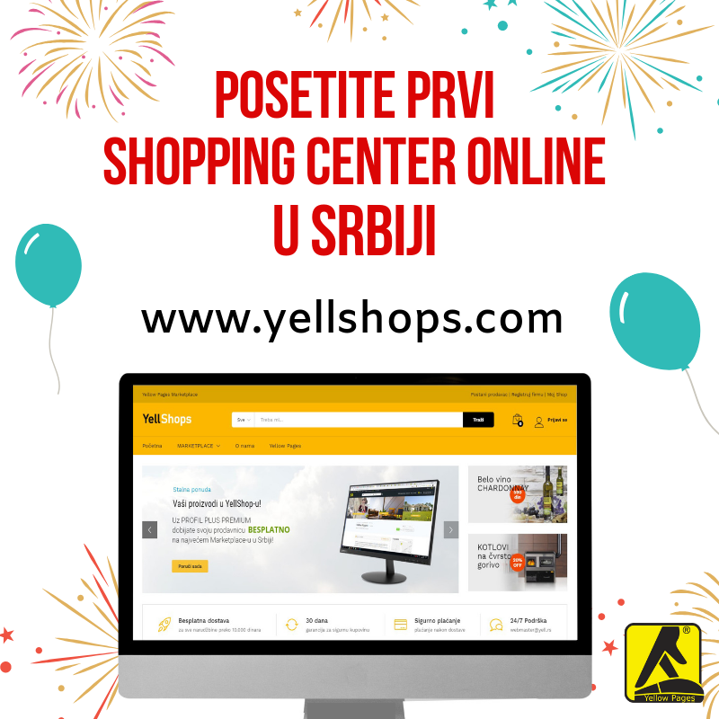 online shopping center